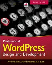 Professional WordPress: Design and Development, Edition 3