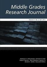 Middle Grades Research Journal Single Issue PDF