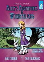 Alice's Adventures in Wonderland Tale #1 Down the Rabbit Hole