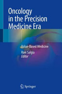 Oncology in the Precision Medicine Era