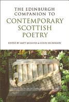 Edinburgh Companion to Contemporary Scottish Poetry PDF