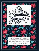 The Gratitude Journal PDF