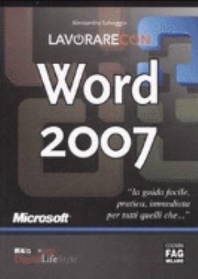 Lavorare con Word 2007 PDF