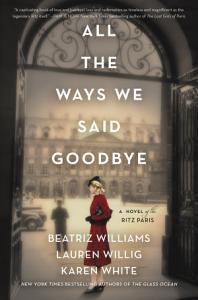 All the Ways We Said Goodbye Book