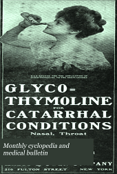 Monthly Cyclopedia and Medical Bulletin: Volume 1