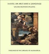 Music: An Art and a Language