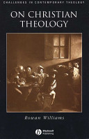 On Christian Theology Book