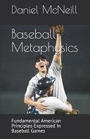 Baseball Metaphysics PDF