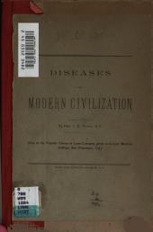 Diseases of Modern Civilization