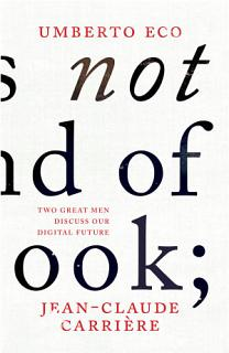 This is Not the End of the Book Book