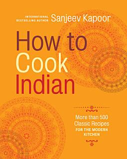 How to Cook Indian Book
