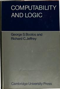 Computability and Logic PDF