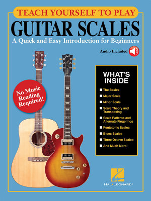 Teach Yourself to Play Guitar Scales