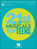 Songs From 21st Century Musicals For Teens Book PDF