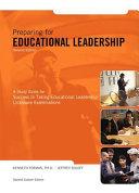 Preparing for Educational Leadership PDF