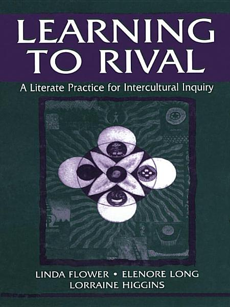 Download Learning to Rival Book