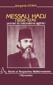 Dictionnaire biographique des militants nationalistes algériens