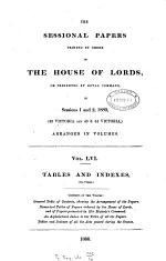 Tables and Indexes