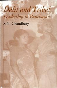 Dalit and Tribal Leadership in Panchayats PDF