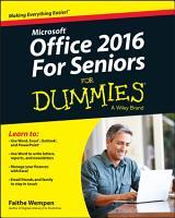 Office 2016 For Seniors For Dummies PDF