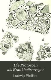 Die Protozoen als Krankheitserreger: Nachtraege