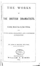 The Works of the British Dramatists PDF
