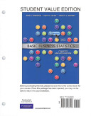 Basic Business Statistics + Student Solutions Manual