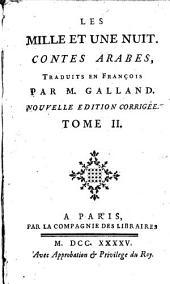 Les Mille Et Une Nuit: Contes Arabes, Volume2