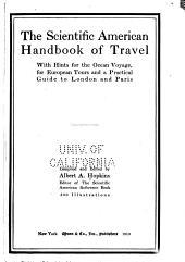 The Scientific American handbook of travel