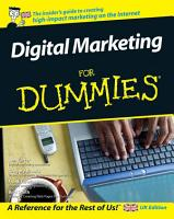 Digital Marketing For Dummies PDF