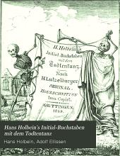 Hans Holbein's Initial-Buchstaben mit dem Todtentanz