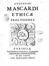 Prolvsiones ethicae