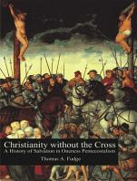 Christianity Without the Cross PDF