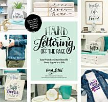Hand Lettering Off the Page PDF
