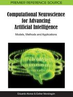 Computational Neuroscience for Advancing Artificial Intelligence  Models  Methods and Applications PDF