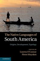 The Native Languages of South America PDF