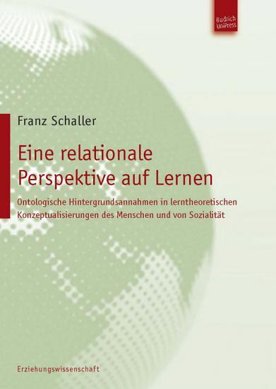 Eine relationale Perspektive auf Lernen PDF