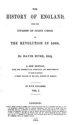 The history of England     to the revolution in 1688 PDF