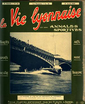 Reflets de la vie lyonnaise et du Sud Est PDF