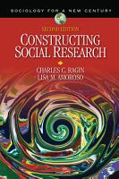 Constructing Social Research PDF