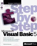 Microsoft Visual Basic 5 Step by Step