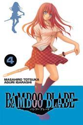 BAMBOO BLADE: Volume 4