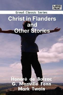 Christ in Flanders and Other Stories