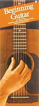 Beginning Guitar PDF