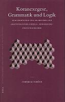 Koranexegese  Grammatik und Logik PDF