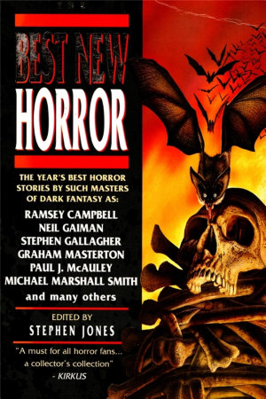 The Best New Horror 7 PDF