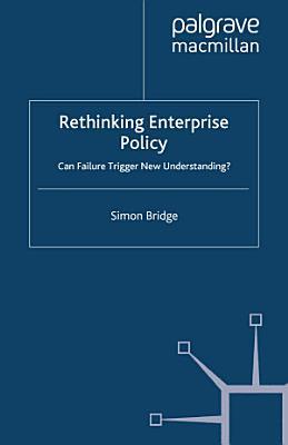 Rethinking Enterprise Policy