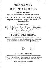 Sermones, 1
