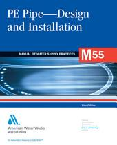 Pe Pipe-design and Installation (M55)
