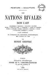 Les nations rivales dans l'art